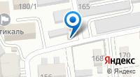 Компания Radius на карте