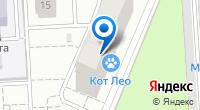 Компания LAVR на карте