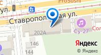 Компания Альфа-Юг на карте