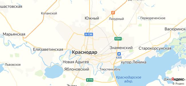 36 маршрутка в Краснодаре