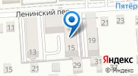 Компания Первый на карте