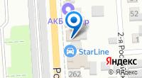 Компания Тарелка на карте