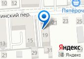 Бизнес Экспертиза на карте