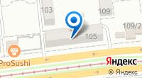 Компания Я сама на карте