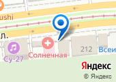 Центр здоровья и долголетия на карте