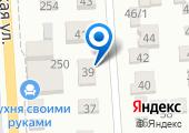 Реверанс на карте