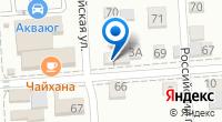 Компания 1001 запчасть на карте