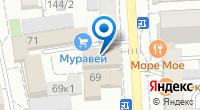Компания Техснаб-Юг на карте