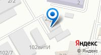 Компания Фабрика картона на карте