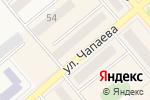 Схема проезда до компании Дамский каприз в Семилуках