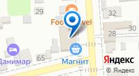Компания Магеллан на карте