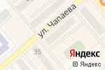 Схема проезда до компании Хозцентр в Семилуках