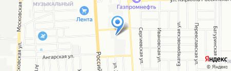 Город мастеров на карте Краснодара