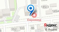 Компания Евромед на карте