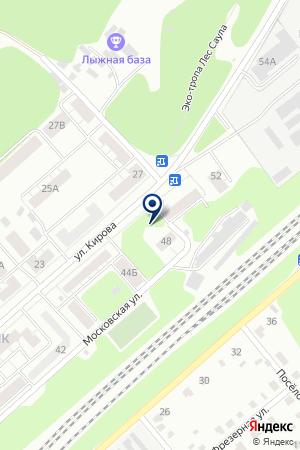 ЦЕНТР РЕАБИЛИТАЦИИ И КОРРЕКЦИИ МЕДИНАР ПЛЮС на карте Орехово-Зуево