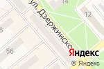Схема проезда до компании Окулист в Семилуках