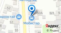 Компания Mobistar на карте