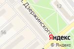Схема проезда до компании Икона в Семилуках