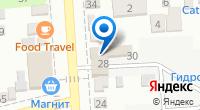 Компания Современные бассейны на карте