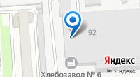 Компания Краснодарский хлебозавод №6 на карте