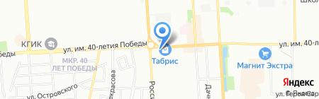 Фотосалон на карте Краснодара