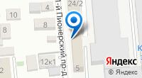 Компания Кубань-Торг на карте