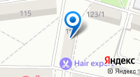 Компания БытСервис на карте