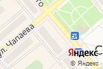 Схема проезда до компании Светлана в Семилуках
