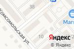Схема проезда до компании Медуза в Семилуках