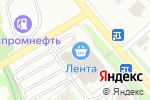 Схема проезда до компании Элекснет в Егорьевске