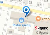 На Селезнёва на карте