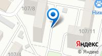Компания Оливия-Арт на карте