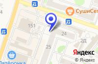 Схема проезда до компании ПАРИКМАХЕРСКАЯ СИЛУЭТ-Л в Луховицах