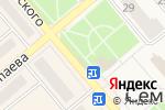 Схема проезда до компании Магазин цветов в Семилуках