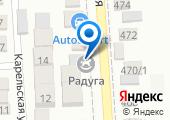 Центр по продаже, ремонту и установке автостекл на карте