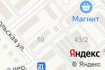 Схема проезда до компании Магазин в Семилуках