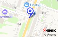 Схема проезда до компании СТОЛОВАЯ ОБЩЕПИТ в Луховицах