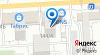 Компания Вестел-Юг на карте