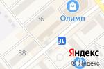 Схема проезда до компании Магазин по продаже фруктов и овощей в Семилуках