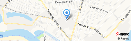 КсероТек на карте Краснодара