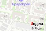 Схема проезда до компании Irina Froll в Краснодаре