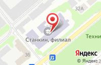 Схема проезда до компании АгроПромПанель в Егорьевске