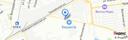 Безопасные Системы на карте Краснодара
