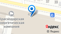 Компания Интервесп на карте