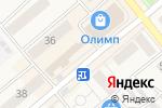 Схема проезда до компании Шашлычный двор в Семилуках