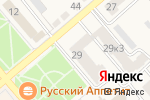 Схема проезда до компании АлексСофт в Семилуках