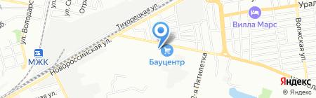 Формула Торговли на карте Краснодара