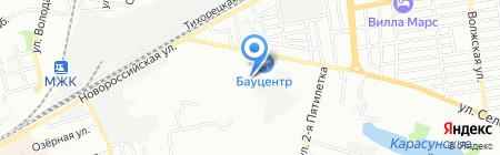 Привилегия на карте Краснодара