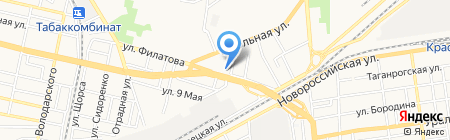 StudioFareni на карте Краснодара