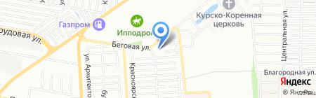 Айкон Глобал СПб на карте Краснодара